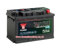 L28-EFB Yuasa Active Leisure Battery 12v 100Ah From £71.66 EX VAT Buy Online from The Battery Shop